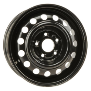 RNB15001 STEEL WHEEL Noir lustre