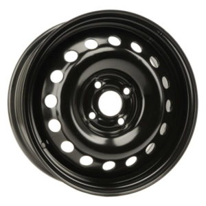 RNB15004 STEEL WHEEL Noir lustre