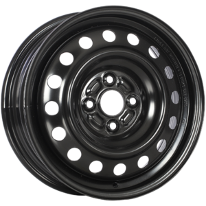 RNB15008 STEEL WHEEL Noir E-Coating