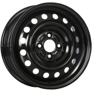 RNB15006 STEEL WHEEL Noir E-Coating